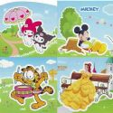 Window stickers Sets, 4 sheets, [001STK0004]